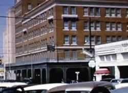 Blackstone Hotel Tyler Texas