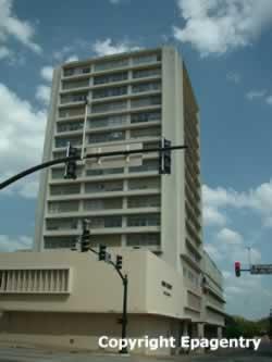 Carlton Hotel Building Tyler Texas 2017