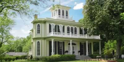 Jefferson Texas Bed and Breakfast