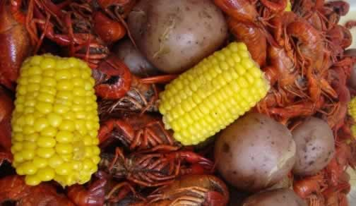 Recipe For The Perfect Crawfish Boil In Texas