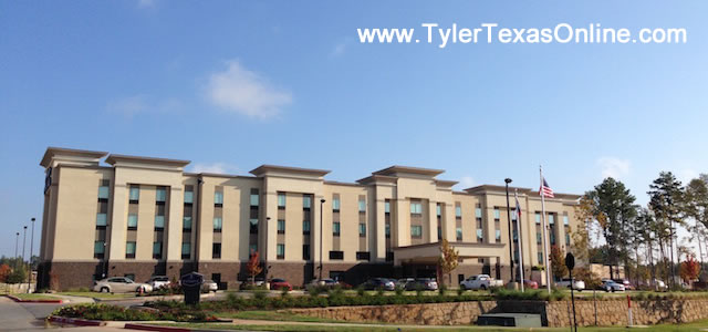 Hampton Inn & Suites at The Village at Cumberland Park, Tyler, Texas