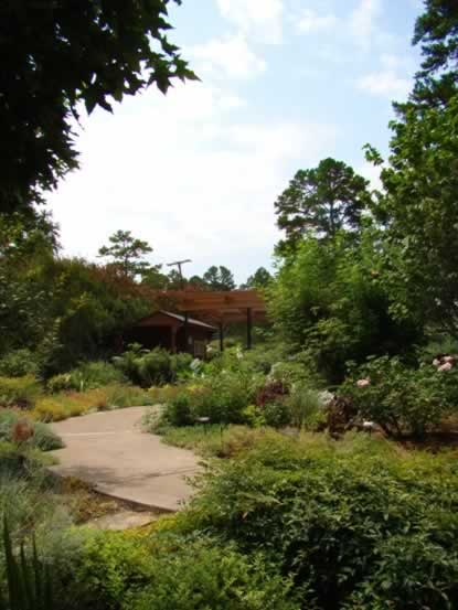 Idea Garden, Tyler, Texas operated by Tyler Master Gardeners