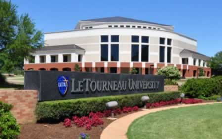 LeTourneau University, Longview, Texas