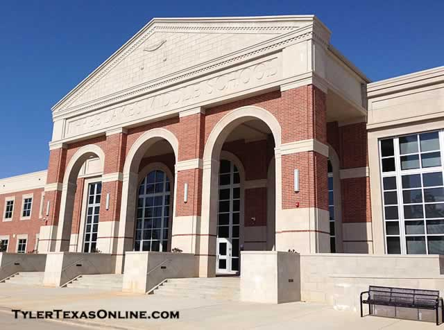 tyler texas education, schools, isds, colleges, universities