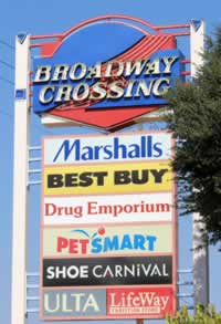 Photo of Broadway Crossing, South Broadway Avenue, Tyler, Texas