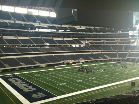 Cowboys Stadium, Arlington, Tyler Texas ... home of the Dallas Cowboys