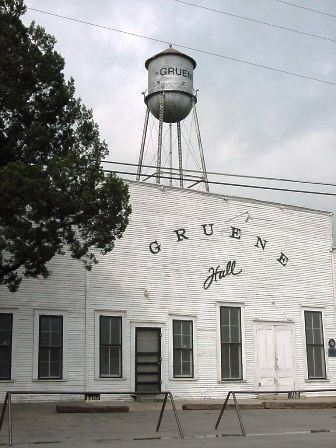 Gruene Dance Hall, Gruene, Texas