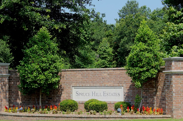 Spruce Hill Estates, Tyler, Texas, near Flint and Gresham