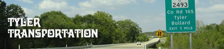 Getting Around Tyler Texas Highways Major Streets Loop