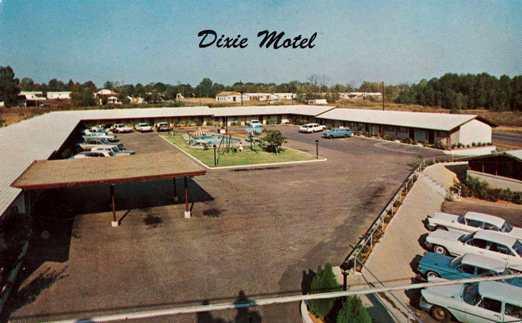 Dixie Motel Tyler Texas