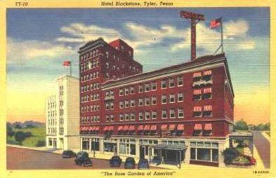 Hotel Blackstone Tyler Texas