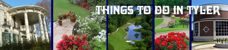 Tyler Texas Things To Do Tourism Travel Guide
