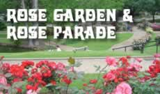 Tyler Rose Garden and the Texas Rose Festival