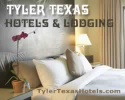 Tyler hotels, motels and B&Bs ... click to learn more