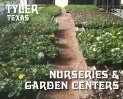 Tyler Texas Nurseries Garden Centers