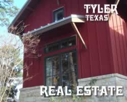 Tyler Texas real estate, homebuilding, and subdivisions