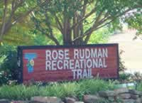 Rose Rudman Recreational Trail, Tyler, Texas